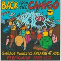 VARIOUS - Back From The Canigo 1989 - 1999  2 LP Staubgold Psychedelic Garage