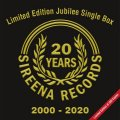 VARIOUS - Sireena Jubilee Single Box - 5 singles hardcover box Psychedelic Bluesrock