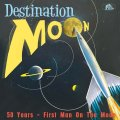 VARIOUS - Destination Moon  5 Years - First Man On The Moon  CD Bear Family Beat Rock