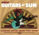 VARIOUS - Great Guitars At Sun - Featuring Scotty Moore Roland Janes Eddie CD Rock