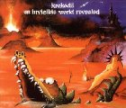 KROKODIL - An Invisible World Revealed - LP 1971 Krokodil Records Progressiv Krautrock