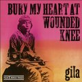 GILA - Bury My Heart At Wounded Knee - CD 1973 Krautrock Garden Of Delights