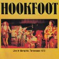 HOOKFOOT - Live In Memphis 1972  Radio Show - CD SPM Yellow Cover Psychedelic