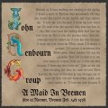JOHN RENBOURN GROUP - A Maid In Bremen live 1978 - CD MadeInGermany Folkrock