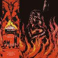 SALEM MASS - Witch Burning - LP red Out Sider Guerssen Progressiv Psychedelic