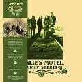 LESLIES MOTEL - Dirty Sheets - LP green Out Sider Hardrock Bluesrock