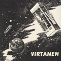 VIRTANEN - Hal- -  LP Svart Garage