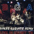 BAKER GURVITZ ARMY - Live In Derby 75 - CD MLP Rock