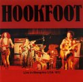 HOOKFOOT - Live In Memphis 1972 / Radio Show - CD SPM Psychedelic