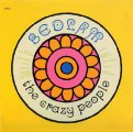CRAZY PEOPLE - Bedlam - CD 1969 Psychedelic Gear Fab