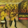 EPSILON - Move On - CD 1971 Krautrock Bacillus Progressiv
