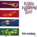 RAINER HARTMANN QUARTETT - First Window - CD 1992 Jazzrock R. Hartmann