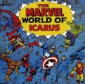 ICARUS - THE MARVEL WORLD OF ICARUS - CD 1972 Wooden Hill Psychedelic