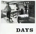 DAYS - Days - CD 1971 Psychedelic Shadoks