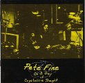 PETE FINE - On a day of crystaline thought - LP 1971 Shadoks Psychedelic