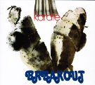 BREAKOUT - Karate - CD 1972 Digipack Muza Psychedelic Bluesrock