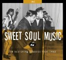 VARIOUS - Sweet Soul Music 28 Scorching Classics 1962 - CD Bear Family