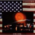 TANGERINE DREAM - Live  Encore - CD 1977 EMI Krautrock Progressiv