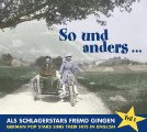 VARIOUS - So und anders - Als Schlagerstars fremdgingen - CD Bear Family Be Beat Pop