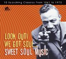 VARIOUS - Look Out We Got Soul-Sampler Sweet Soul Music - CD Bear Family