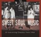 VARIOUS - Sweet Soul Music 29 Scorching Classics 1966 - CD Bear Family