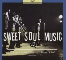 VARIOUS - Sweet Soul Music 3 Scorching Classics 1967 - CD Bear Family