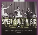 VARIOUS - Sweet Soul Music 28 Scorching Classics 1969 - CD Bear Family
