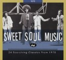 VARIOUS - Sweet Soul Music 24 Scorching Classics 197 - CD Bear Family