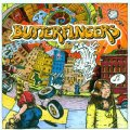 BUTTERFINGERS - Butterfingers - CD 1970 Shadoks Psychedelic