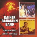 RAINER BAUMANN - Fooling Around / Adoring Jimmy Reed - CD Sireena Deutschrock Bluesrock