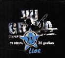 YU GRUPA - 35 godina - CD 1996 + 2005 RTS Slipcase Rock