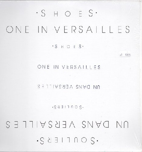 SHOES - One In Versailles - LP 1975 Shadoks Psychedelic