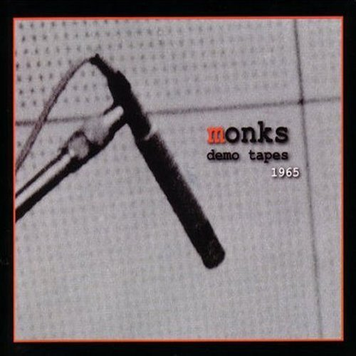 MONKS - Demo tapes 1965 - CD Playloud Psychedelic