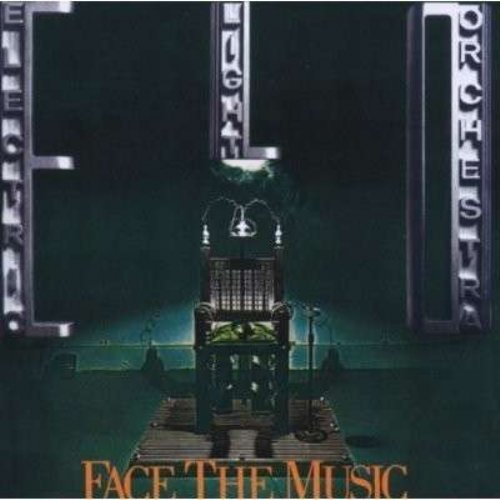 ELECTRIC LIGHT ORCHESTRA - Face the music - CD 1975 Sony Progressiv