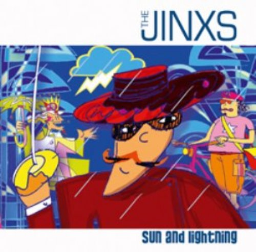 JINXS, THE - Sun and lightning - CD MadeInGermany Rock
