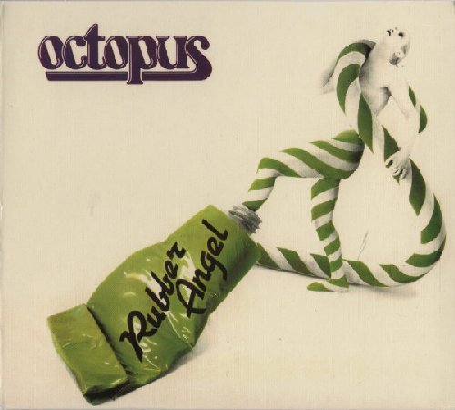 OCTOPUS - Rubber angel - CD 1979 Digipack Sireena Progressiv Krautrock