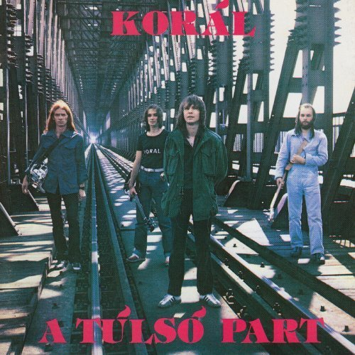 KORAL - A tulso part - CD 1982 Hungaroton Progressiv