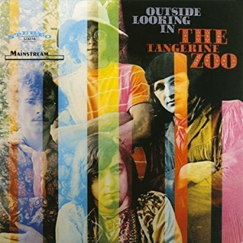 TANGERINE ZOO - Outside looking in - LP 180 g Mainstream Psychedelic