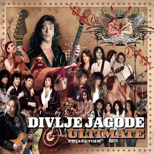 DIVLJE JAGODE - The ultimate collection - 2 CD Croatia Records Rock