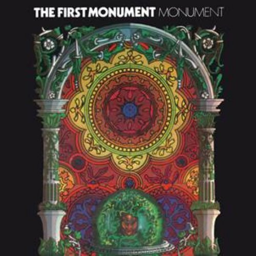 MONUMENT - The First Monument  - LP 1971 180 g Guerssen Psychedelic Hardrock