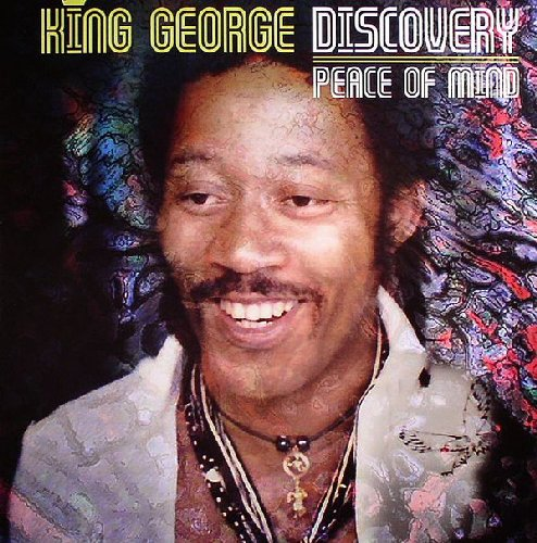 KING GEORGE DISCOVERY - Peace Of Mind - LP 1968 Shadoks Psychedelic