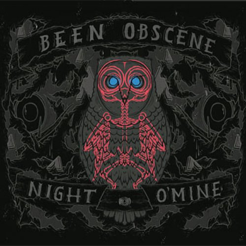 BEEN OBSCENE - Night OMine - CD Elektrohasch Psychedelic