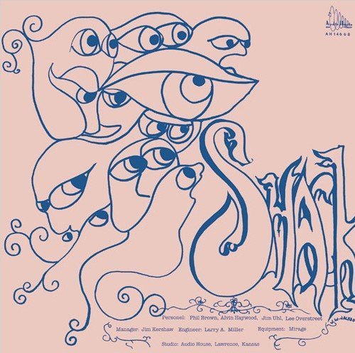 SMACK - Smack - LP 1968 USA Shadoks Psychedelic