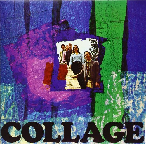 COLLAGE - Collage - LP 1971 Gear Fab Psychedelic