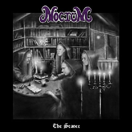 NOCTUM - The Seance - CD Transubstans Psychedelic