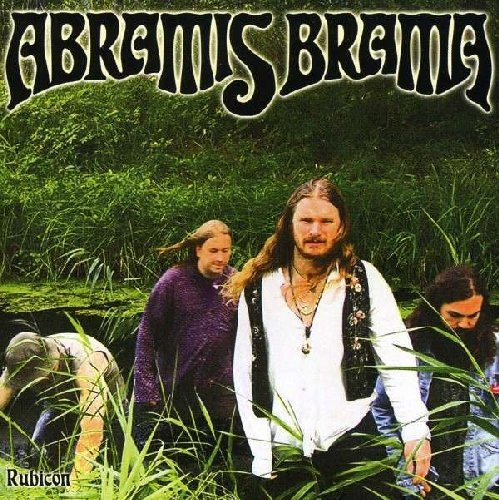 ABRAMIS BRAMA - Rubicon - CD Transubstans Psychedelic Underground