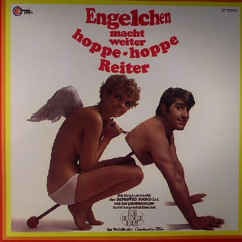 IMPROVED SOUND LIMITED - ENGELCHEN OST - LP 1969 WahWah Psychedelic Krautrock