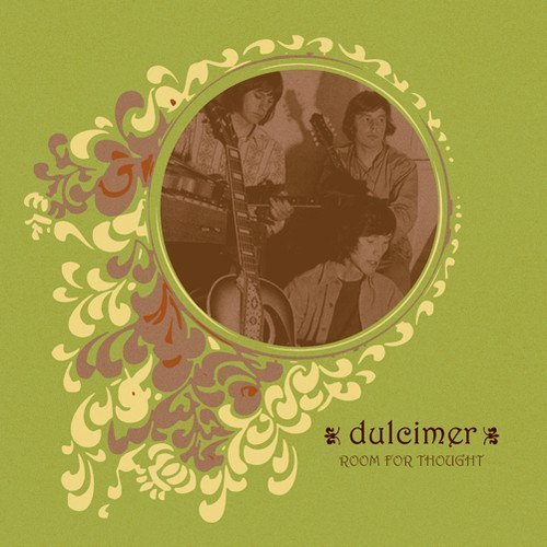 DULCIMER- Room for thought - LP 1971 Sommor Folkrock Rock