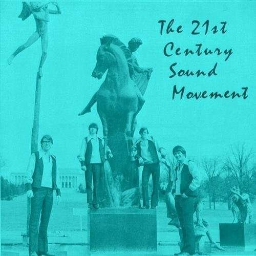 21ST CENTURY SOUND MOVEMENT - 21st Century Sound Movement - CD 1968 Gear Fab Psychedelic Bluesrock