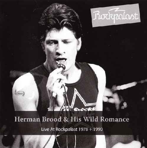 Herman Brood & His Wild Romance - Live At Rockpalast 1978 + 1990 - 2 CD MadeInGe